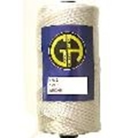 Picture of PFL13 White Polyester Twine 36ply 243m or 797ft, 97.65lb tested