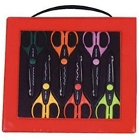 Picture of SC3  6pc set 6-in. paper edgers with pvc carrying case