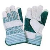 Gloves - disposable plastic vinyl, leather heavy duty and nutrile work gloves