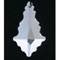 Picture of P8C  55mm x 35mm Crystal Leaf