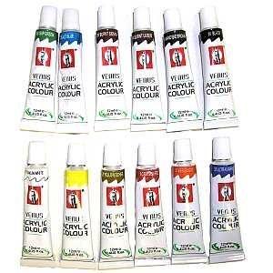 Picture of ART258  Artist Acrylic Color Paint Set