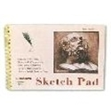 Picture of ART273  artist sketch pad 7.5x10.5 A-1