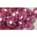 Picture of BD10V4  10mm PINK oval shaped plastic beads