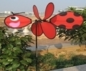 """Picture of WW105  Large Beetle Windmill 19"""" x 29.5"""" [C5E,G5A]"""