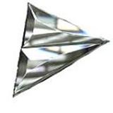 Glass Bevels Quarter Diamond