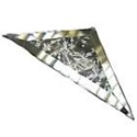 Glass Bevels Side Diamond