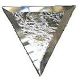Glass Bevels Triangle Glue Chip
