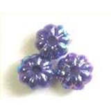 Beads - Flower Shaped Plastic