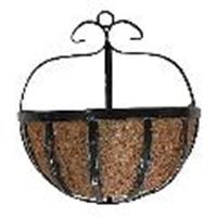 Picture of GARD17  6x6x12 wall mounted gardening pot, husk.