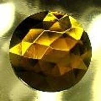Picture of J16  25mm Amber round