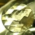 Picture of J01 50mm Faceted Clear round
