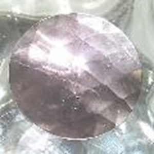 Picture of J07 50mm Faceted PINK Round