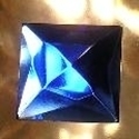 Picture of J82  18mm Blue square