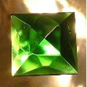Picture of J81  18mm Green square