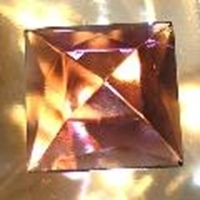 Picture of J76  25mm Amethyst square