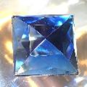 Picture of J68  30mm Blue square