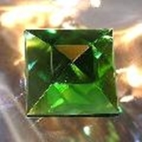 Picture of J67  30mm Green square OUT OF STOCK
