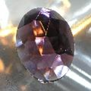 Picture of J48  30mm x 22mm Amethyst oval