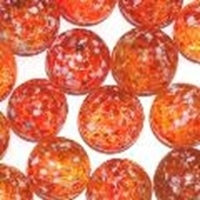 Picture of M353  HANDMADE 25mm set of 2 Marbles