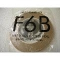 "Picture of FF6B  3/8"" x 100' Black Copper Foil 1.25 mil"