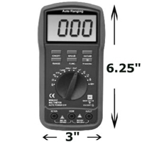 Picture of MS8221C  Autorange Digital Multimeter Battery Included