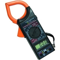 clamp meter-multimeter-digital meter
