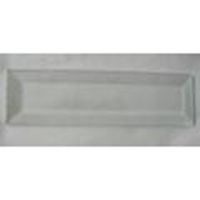 """Picture of B27  2"""" x 7"""" Rectangle Bevel"""