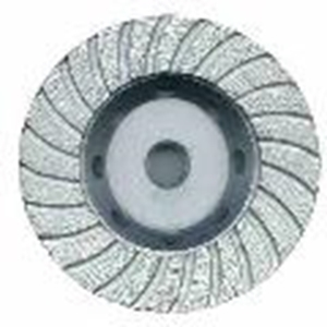 Picture of GC15  4IN Hot Pressed Threaded Diamond Grinder Cup