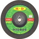 "Picture of SAW5  7"" Grinding Wheels with depressed center for METAL"