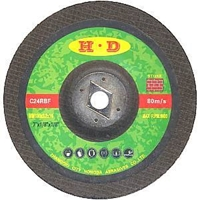 """Picture of SAW6  7"""" Grinding Wheels with depressed center for STONE"""