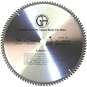 "Picture of TCP35 14"" 100T Carbide Saw Blade for STEEL"