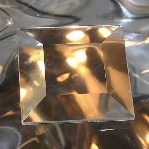 """Picture of B22 2"""" x 2"""" Square Bevel"""