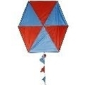Picture of K7983B  Hexagon Kite 31x32