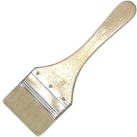 Picture of ART713-8 3in Bristle Hair Paint Brush, Flat Style