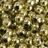 Picture of BD4RM3A  4mm METALLIC LIGHT GOLD round plastic beads