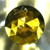Picture of J23  20mm Amber round