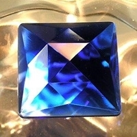 Picture of J61  50mm Blue square