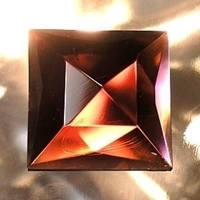 Picture of J64  50mm Pink square OUT OF STOCK