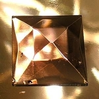 Picture of J83  18mm Amethyst square OUT OF STOCK