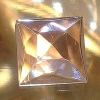 Picture of J85  18mm Pink square OUT OF STOCK