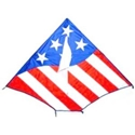 Picture of K1612  US flag long tail 63x48 tail 50ft long