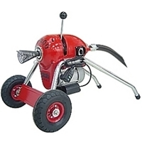 Picture of D200 Heavy Duty Cleaner Rooter For information call   818 765 1280