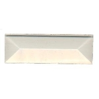 "Picture of B15 1"" x 5"" Rectangle Pyramid Bevel"