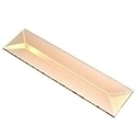 Picture of B14PC 1x4 peach bevel