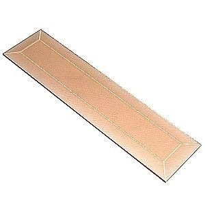 Picture of B28PC 2 x 8 peach  bevel