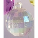Picture of AC302AB 25mm clear acrylic crystal ball