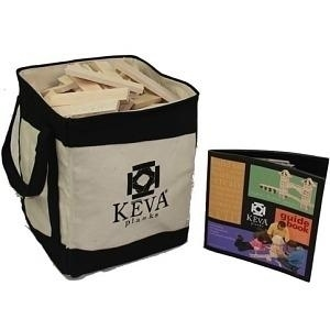 Picture of KEV200WB  KEVA Planks 200pc Set with Storage Bag