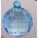 Picture of AC302T 25mm TURQUOISE acrylic crystal ball