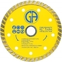 "Picture of DB3761 4.5IN Turbo Saw Blade for Granite, 7/8- 5/8"" arbor"
