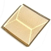 Picture of B11PC 1 x 1 Peach Bevel